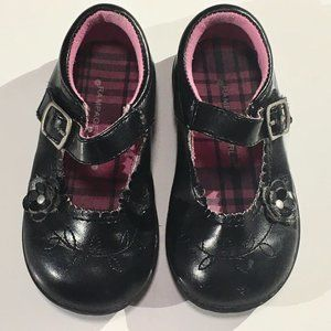 Rampage Toddler Girls Mary-Jane Dress Shoes Size 6